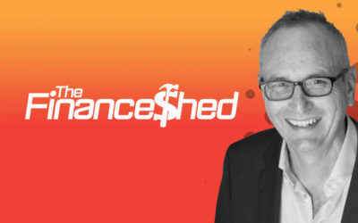 Welcome to the Finance Shed Blog